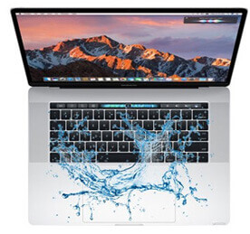 Apple Laptop Water or Liquid Damage